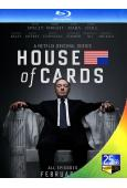 紙牌屋 第一季House of Cards1(25G藍光珍藏...